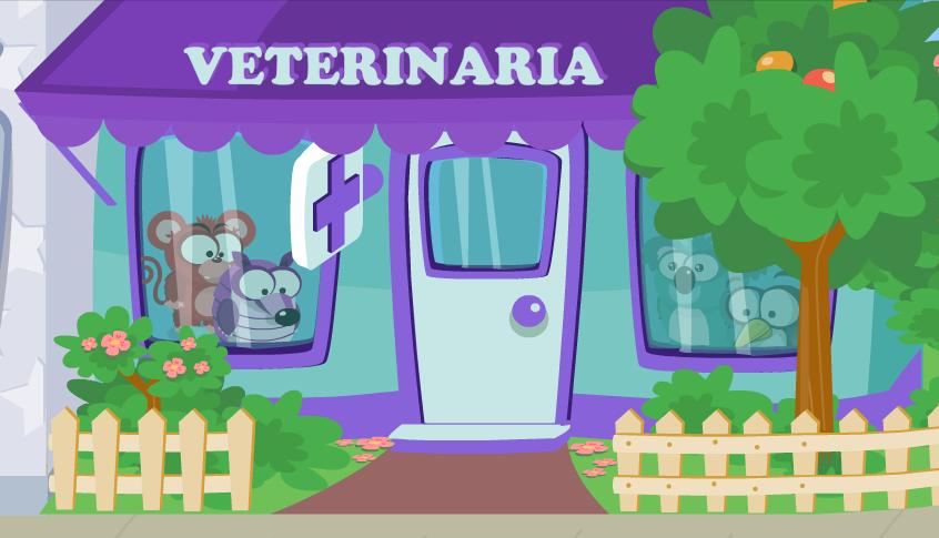 Mundo Gaturro Tiene Una Nueva Veterinaria