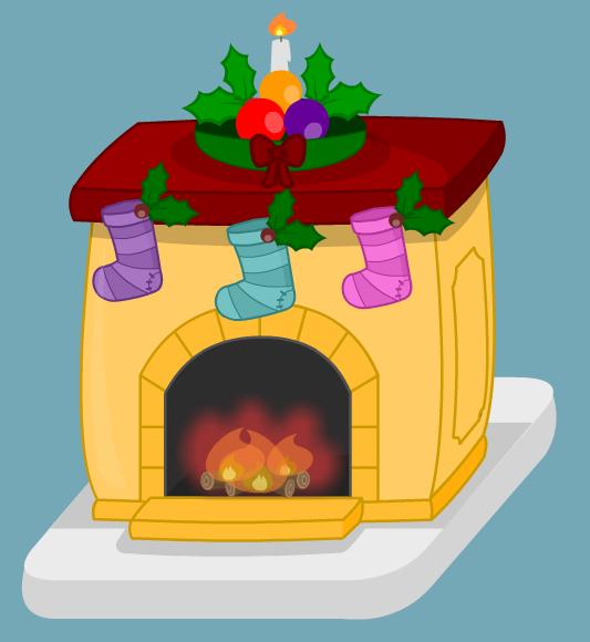 Llegaron los nuevos muebles navide os a mundo gaturro - Muebles nuevo mundo ...