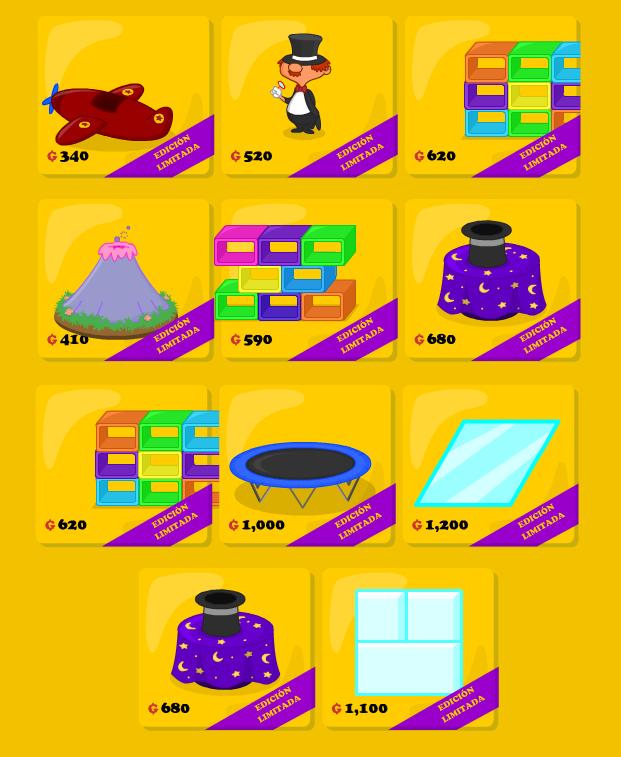 Catálogo de Super Juguetes