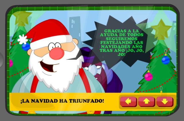 Noticia ¡Ganó la Navidad!