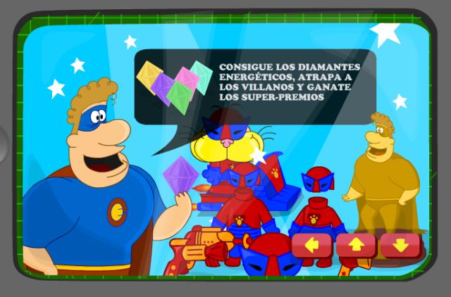 Noticia premios de super-héroe
