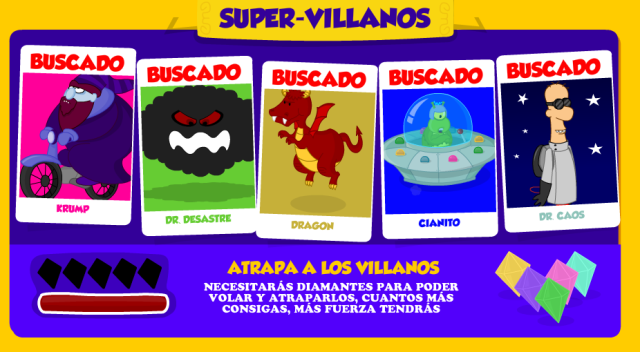 Super-Villanos