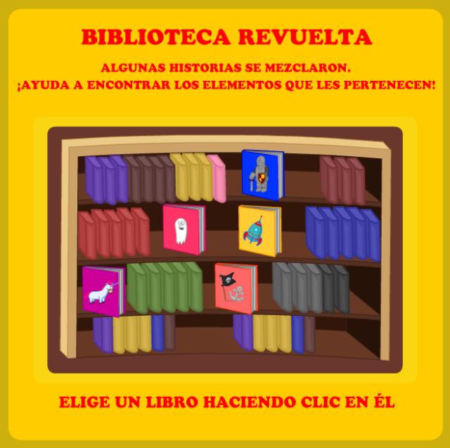Biblioteca Revuelta