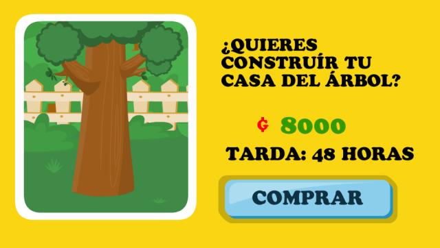 Comprar Casa del Árbol
