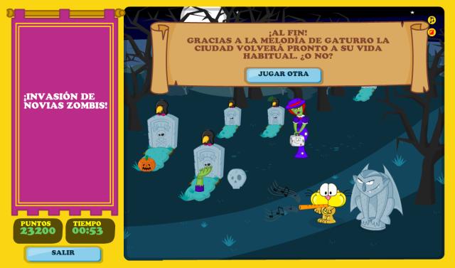 Invasión de las Novias Zombies 3