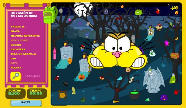 Invasión de las Novias Zombies 4