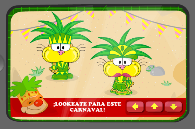 Noticia look del Carnaval 2013