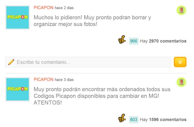 Pista Picapon