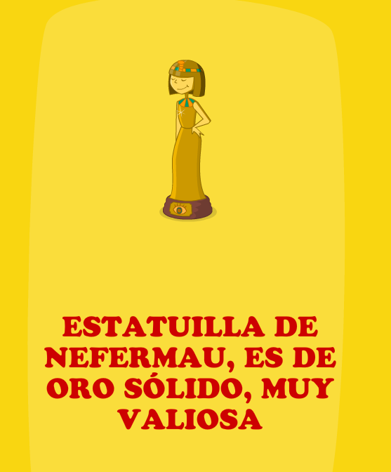 Estatuilla de Nefermau