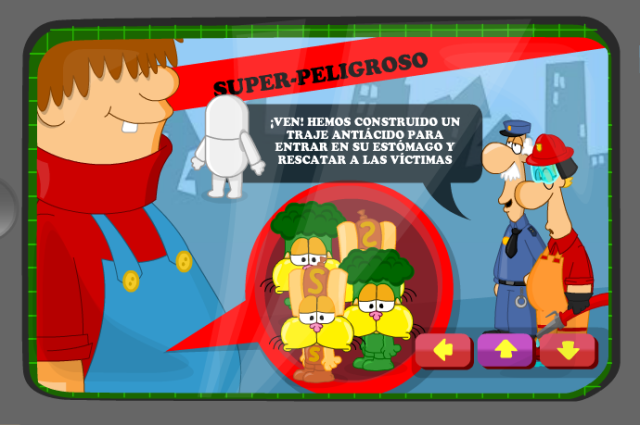 Noticia Super-Peligro