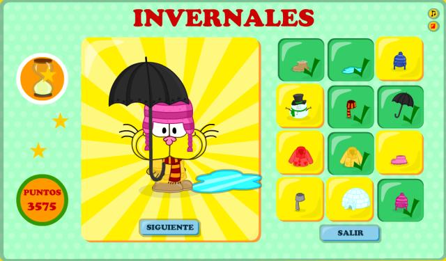Invernales 2