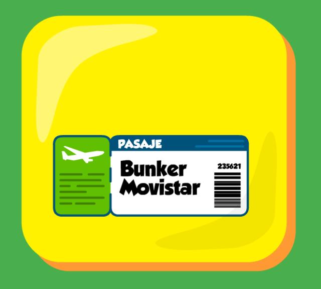 Pasaje al Bunker Movistar