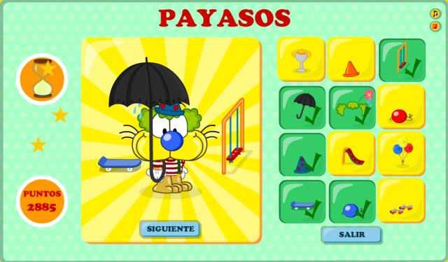 Payasos 2