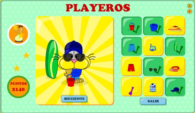 Playeros 2