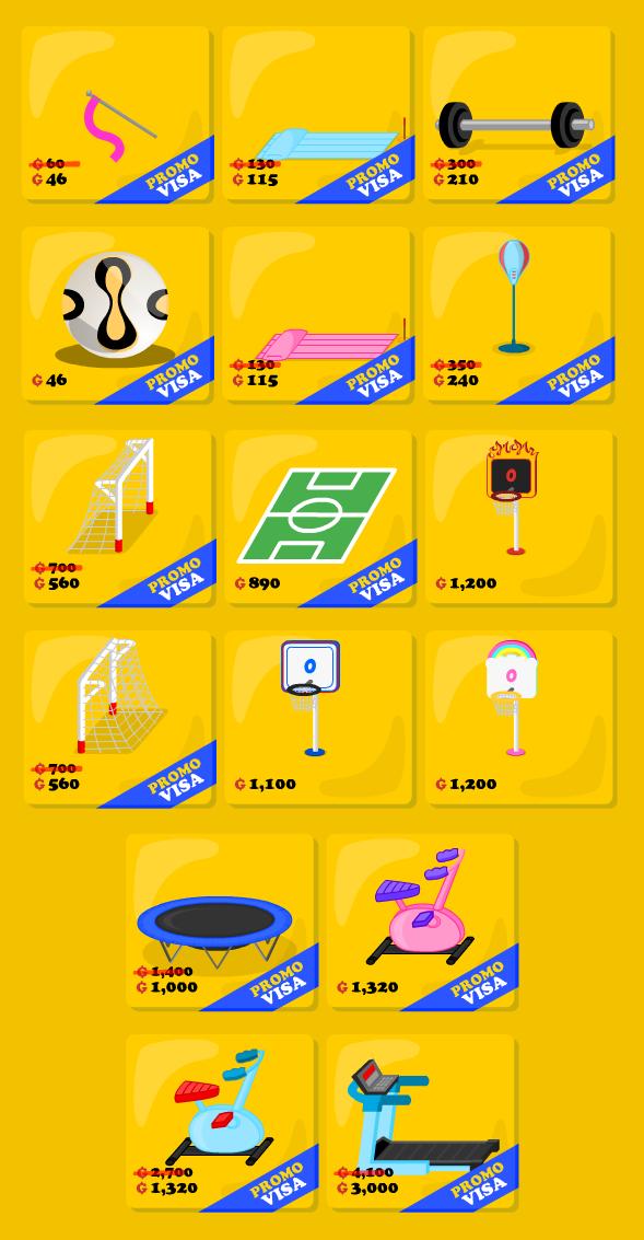 Catálogo de deportes