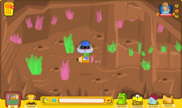Cueva de los diamantes